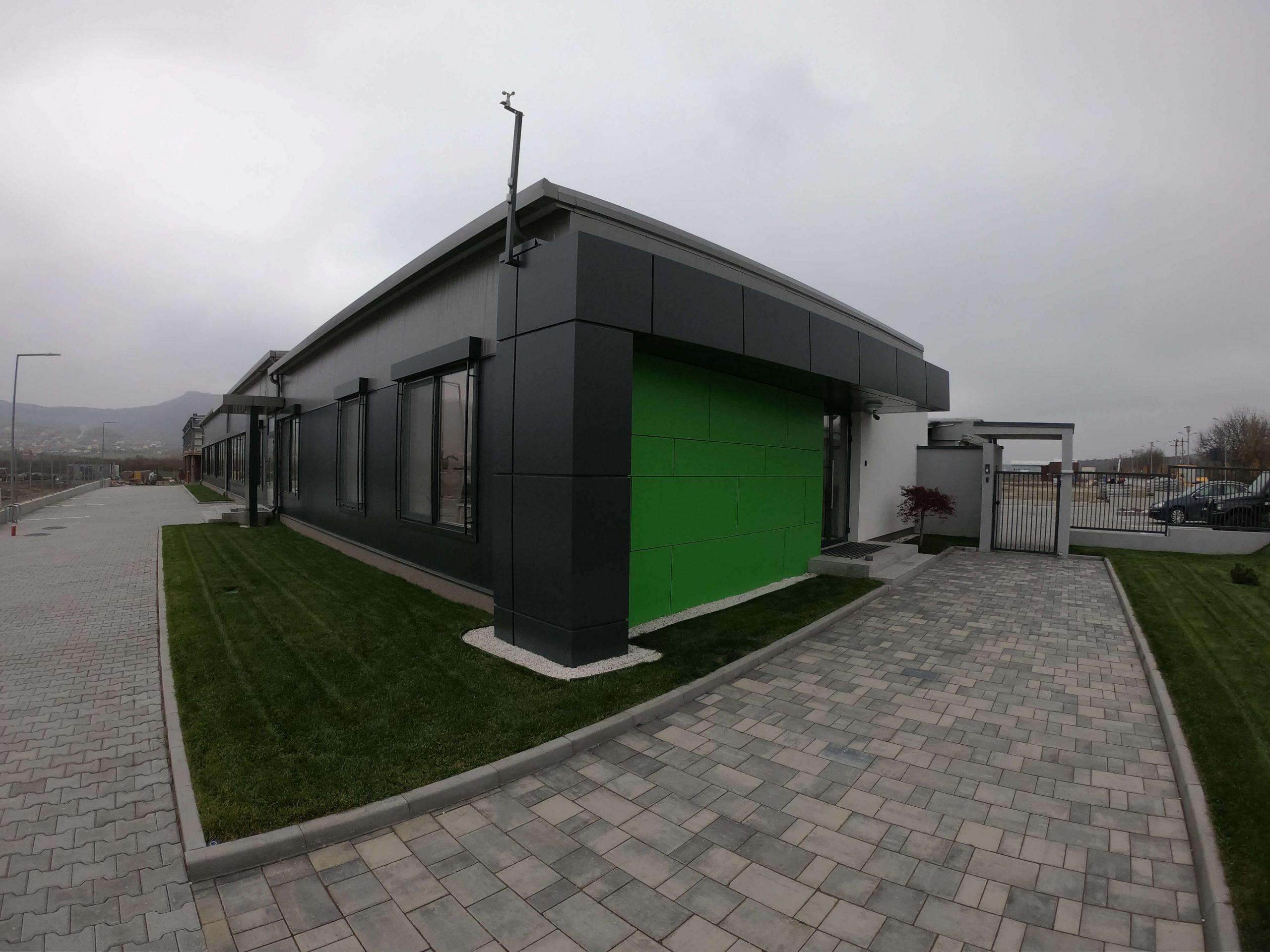 Datacor investește peste 1 milion de euro într-o nouă fabrică