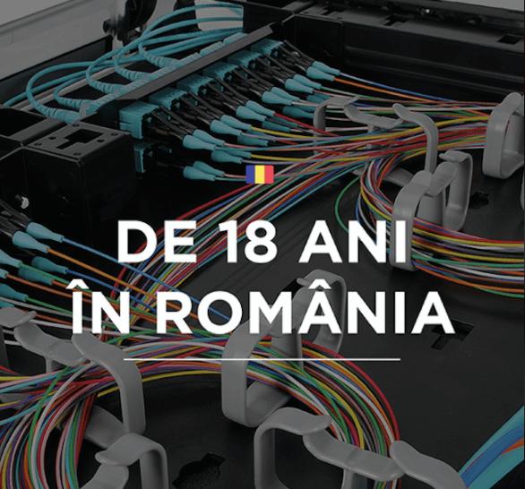 Datacor sărbătorește 18 ani de activitate și 50 de ani de la inventarea fibrei optice