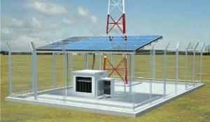 Hybrid Off-Solar Solution Illustration